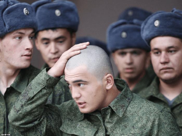 возраст призыва на военную службу