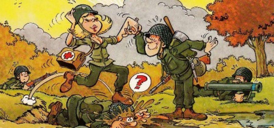 В какой армии служат девушки