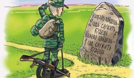 Возраст военнообязанных